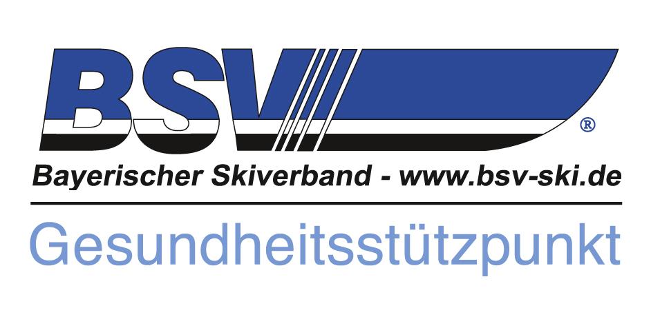 Logo Gesundheitsstützpunkt des Bayerischen Skiverbandes